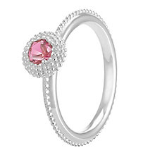 Chamilia Soiree Silver July Birthstone Ring Small - Product number 3755908