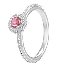 Chamilia Soiree Silver July Birthstone Ring Medium - Product number 3755916