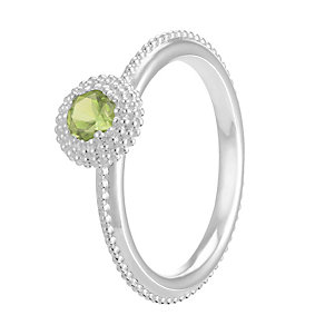 Chamilia Soiree Silver August Birthstone Ring Small - Product number 3755959