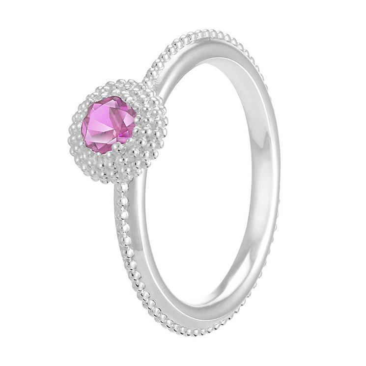 Chamilia Soiree Silver June Birthstone Ring Meduim - Product number 3755991