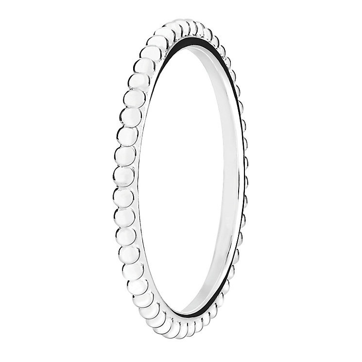 Chamilia Silver One Thousand Wishes Stacking Ring XS - Product number 3756009