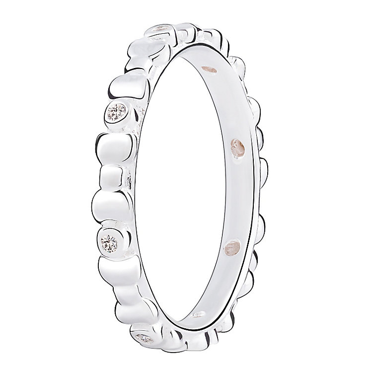 Chamilia Swarovski ZirconiaAffinity Stacking Ring XL - Product number 3756033