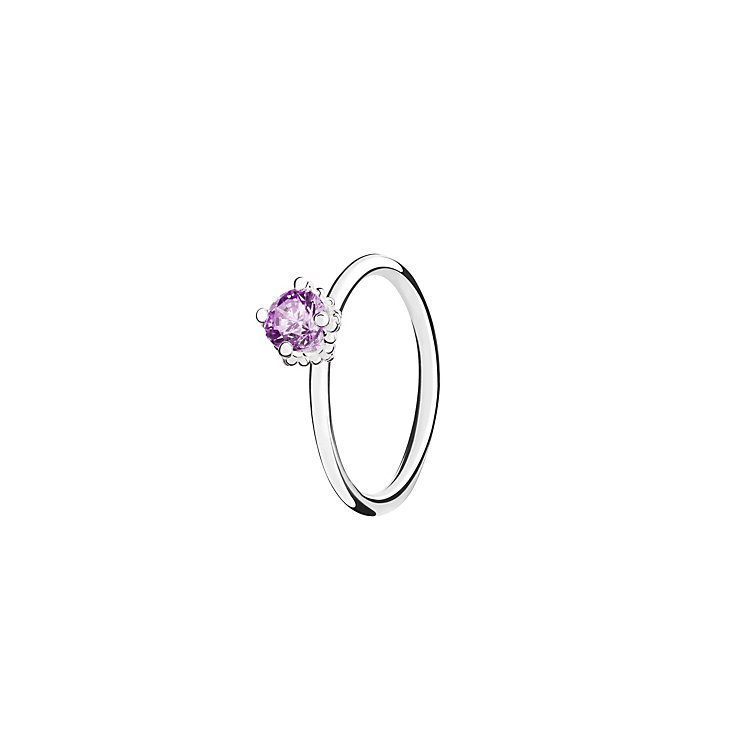 Chamilia Purple Swarovski ZirconiaDiva Stacking Ring XL - Product number 3756106