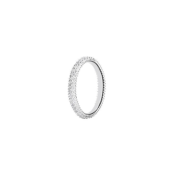 Chamilia Swarovski ZirconiaEternity Stacking Ring XS - Product number 3756289