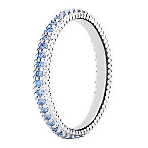 Chamilia Swarovski ZirconiaEternity Stacking Ring XS - Product number 3756327