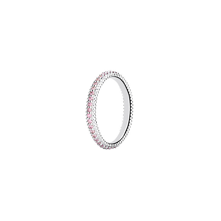 Chamilia Swarovski ZirconiaEternity Stacking Ring XS - Product number 3756335