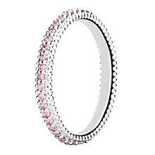 Chamilia Swarovski ZirconiaEternity Stacking Ring XL - Product number 3756343