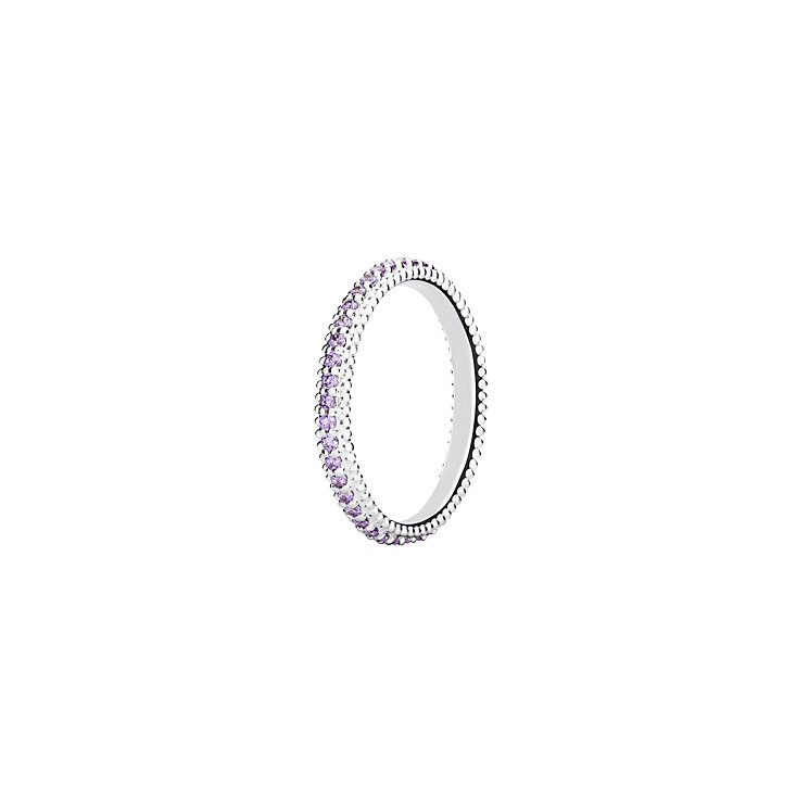 Chamilia Swarovski ZirconiaEternity Stacking Ring XS - Product number 3756351