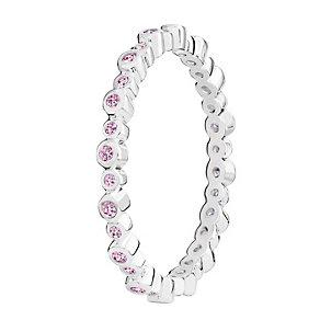 Chamilia Swarovski Zirconia Infinity Stacking Ring XS - Product number 3756467