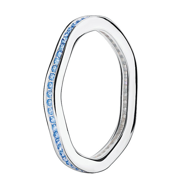 Chamilia Swarovski Zirconia Tranquillity Stacking Ring XS - Product number 3756513