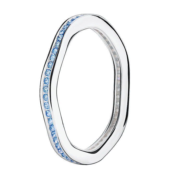 Chamilia Swarovski Zirconia Tranquillity Stacking Ring XL - Product number 3756521