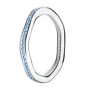 Chamilia Swarovski Zirconia Tranquillity Stacking Ring XL - Product number 3756521