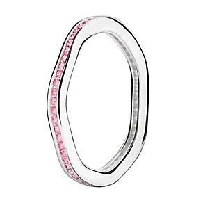 Chamilia Swarovski Zirconia Tranquillity Stacking Ring XL - Product number 3756556
