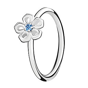 Chamilia Swarovski Zirconia Innocence Stacking Ring XS - Product number 3756564
