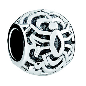 Chamilia Sterling Silver Tangled Web Bead - Product number 3756939