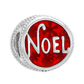Chamilia Sterling Silver Red Noel Bead - Product number 3756998