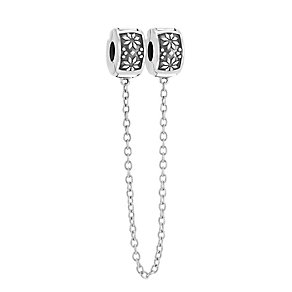 Chamilia Sterling Silver Nordic Safety Chain Lock - Product number 3757021