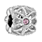 Chamilia Sterling Silver Rose Swarovski Sea Flower Bead - Product number 3757145
