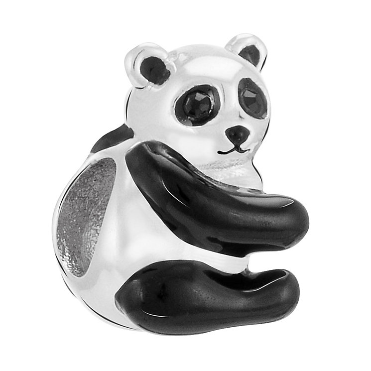 Chamilia Sterling Silver Panda Bead - Product number 3757250