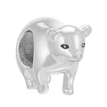 Chamilia Sterling Silver Nanook Bead - Product number 3757293