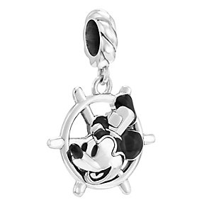 Chamilia Sterling Silver Steamboat Willie Charm Bead - Product number 3757358