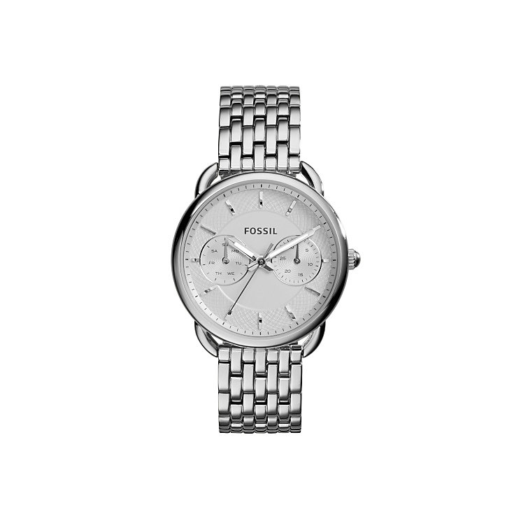 Fossil Tailor ladies' stainless steel bracelet watch - Product number 3760154