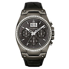 Wittnauer Brody men's ion plated strap watch - Product number 3760669