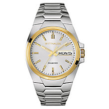 Wittnauer Brody men's stainless steel bracelet watch - Product number 3760685