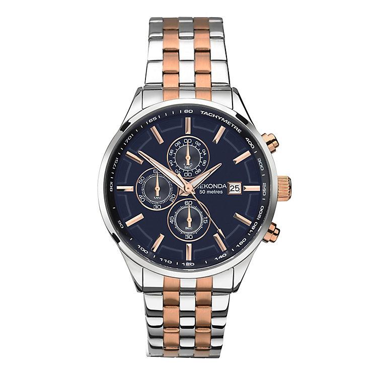 Sekonda Men's Velocity Chronograph Bracelet Watch - Product number 3761169