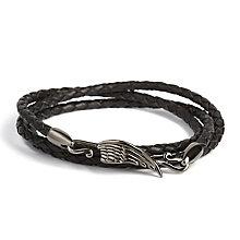Simon Carter men's gunmetal bracelet - Product number 3761657