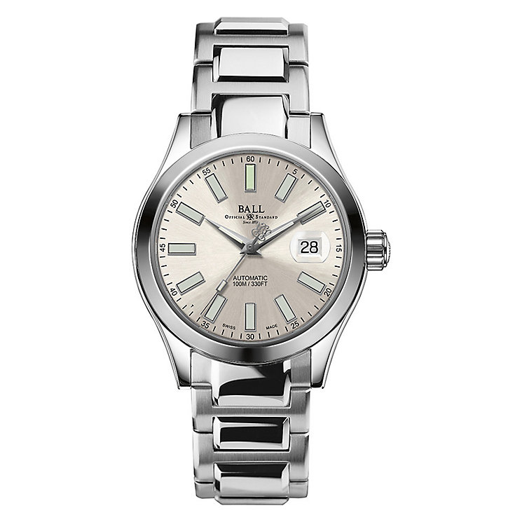 Ball Engineer II Marvelight men's stainless steel watch - Product number 3762289