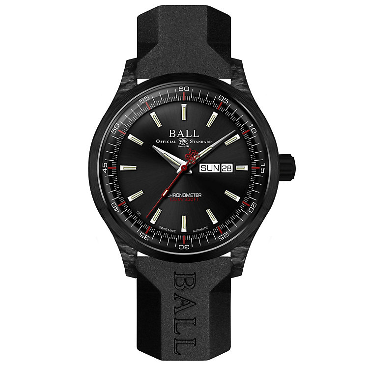 Ball Engineer II Volcano Men's Strap Watch