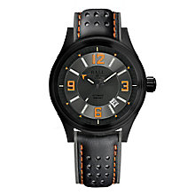 Ball Fireman Racer DLC men's black strap watch - Product number 3762416