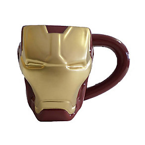 Marvel 3D Iron Man Mug - Product number 3763293