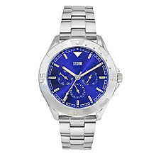 STORM Multinara Men's Stainless Steel Bracelet Watch - Product number 3765563