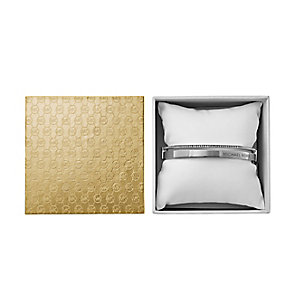 Michael Kors Ladies Stainless Steel Crystal Set Bangle - Product number 3771547