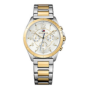 Tommy Hilfiger Ladies' Stainless Steel Bracelet Watch - Product number 3774201