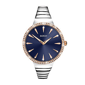 Sekonda Seksy Ladies' Stainless Steel Bracelet Watch - Product number 3776859