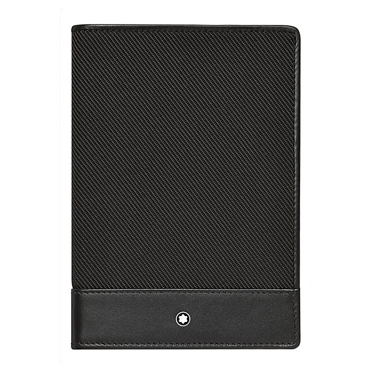 Montblanc Two Tone Passport Holder - Product number 3777065