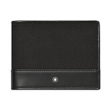 Montblanc two tone wallet and money clip - Product number 3777081