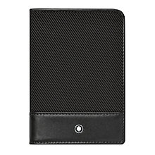 Montblanc Two Tone Card Holder - Product number 3777138