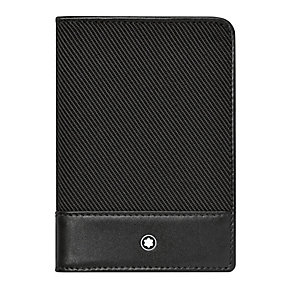 Montblanc Two Tone Passport Holder - Product number 3777138