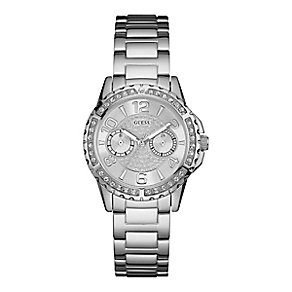 Guess Ladies' Stainless Steel Bracelet Watch - Product number 3778703