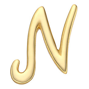 Your Story 9ct Gold 'N' Charm - Product number 3782891