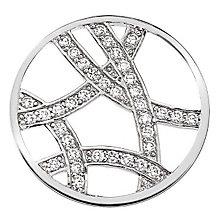 Emozioni stainless steel silver Arc coin - Product number 3784053