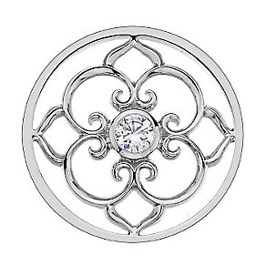 Emozioni stainless steel Marrakech coin - Product number 3784142