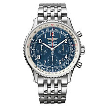 Breitling Navitimer 01 Men's Stainless Steel Bracelet Watch - Product number 3784274