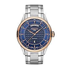 Roamer Superior Day Date Men's Bracelet Watch - Product number 3788261