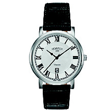 Roamer Soleure Chrono Men's Leather Strap Watch - Product number 3788350