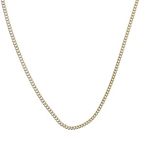 9ct Gold Curb Chain - Product number 3790983